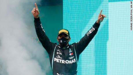 Lewis Hamilton sigue siendo el único piloto negro que ha competido en la Fórmula 1.