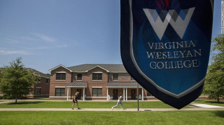 Dean at Virginia university resigns after alleged Facebook post calling Biden voters 'anti-American' and 'anti-Christian'