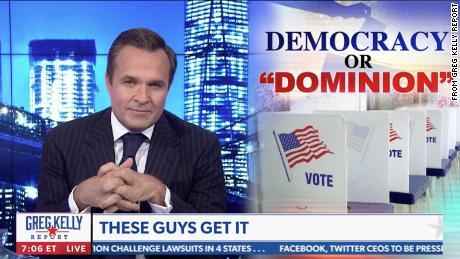 Greg Kelly on Newsmax