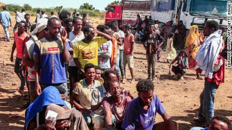 A full-scale humanitarian crisis is unfolding in Ethiopia, the UN says
