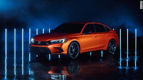 Next-gen Honda Civic prototype breaks cover internationally