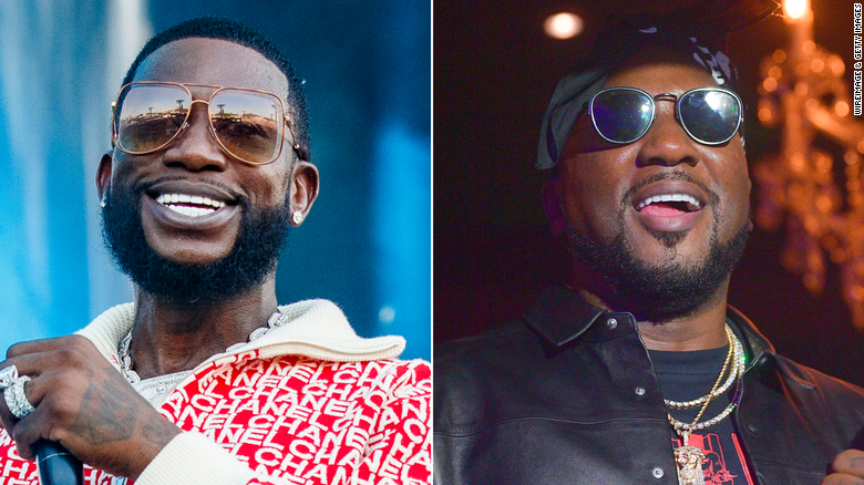 Rappers Gucci Mane and Jeezy to face off in the next Verzuz battle after feuding for 15 연령
