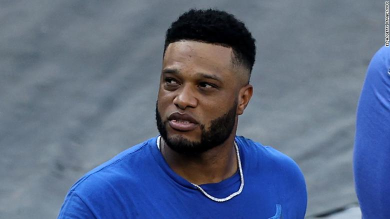 New York Mets infielder Robinson Canó suspended for entire 2021 MLB season