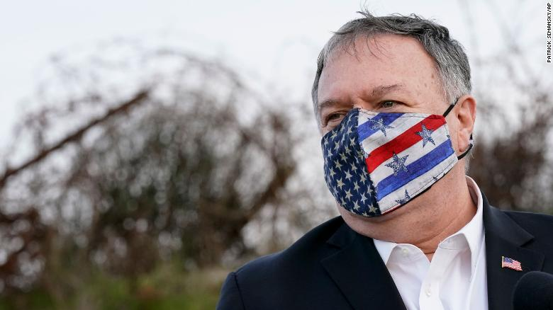 Pompeo's West Bank trip would be unthinkable for any other US Secretary of State. But not him