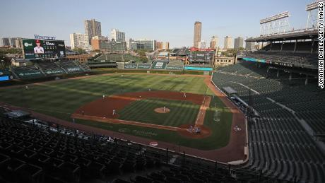 Wrigley Field is the second oldest ballpark in Major League Baseball