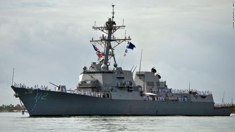 Major coronavirus outbreak hits crew of US Navy warship