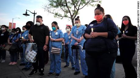 Covid-19 is taking a devastating toll on Filipino American nurses