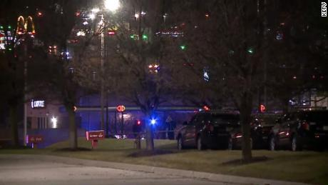 Two dead and two wounded in shooting