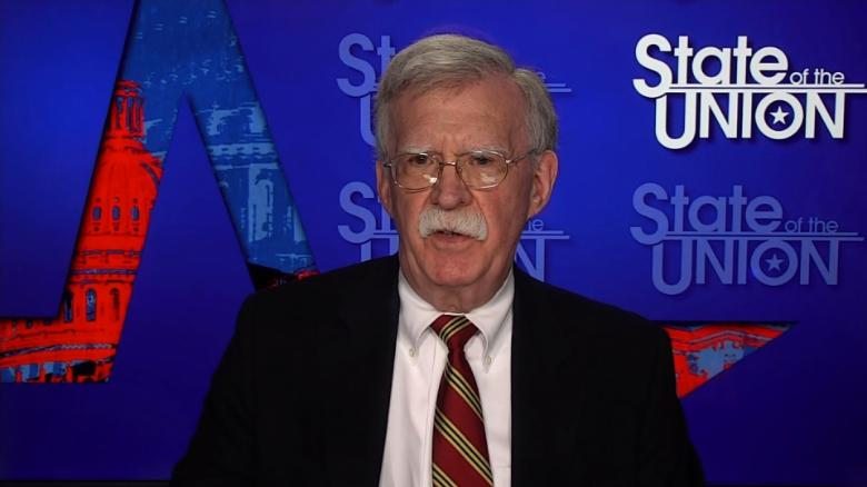 John Bolton can gather evidence about classification process for his book, regter beslis