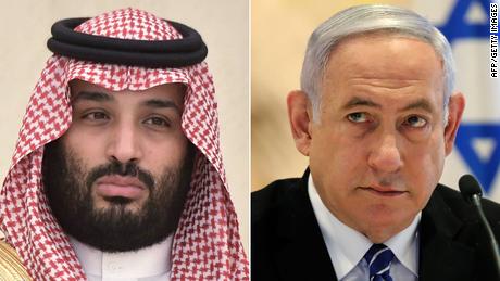 Israeli minister says Netanyahu met Saudi Crown Prince, but Riyadh denies it