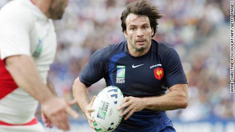 Former France winger Christophe Dominici dies aged 48