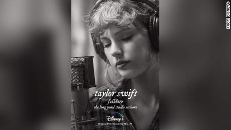 "Taylor Swift shares the stories behind her latest album in ""Folklore: The Long Pond Studio Sessions."""