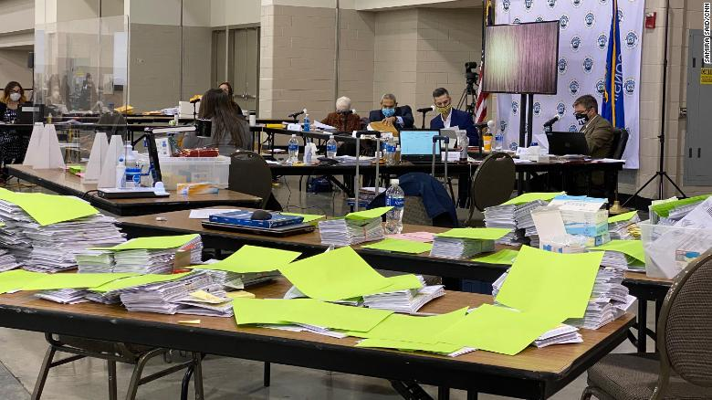 'It's wild down here' as Milwaukee County recount continues