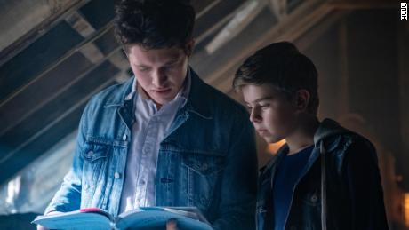 """(From left) Rohan Campbell and Alexander Elliot star in Hulu's new series """"The Hardy Boys."""""""