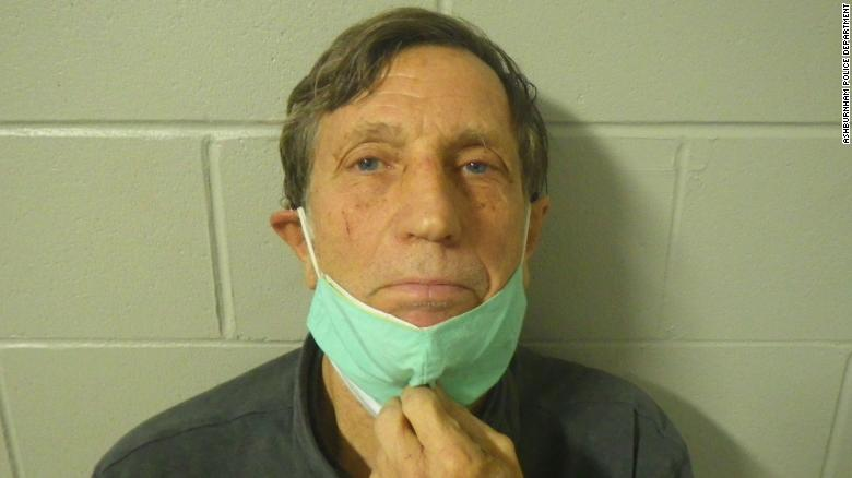 Police arrest man who said he had Covid-19 and spat at hikers who weren't wearing masks