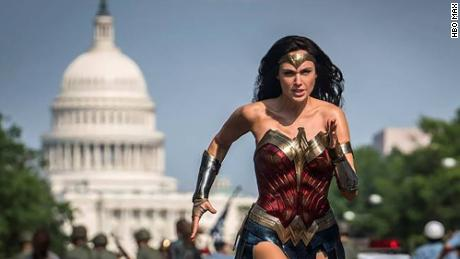 "Gal Gadot stars in ""Wonder Woman 1984."""