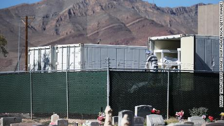 El Paso County issues a curfew as Covid-19 infections and deaths rise