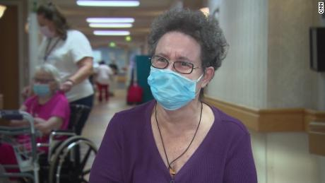 Separated from loved ones for months, nursing home residents face even lonelier holidays during the coronavirus pandemic