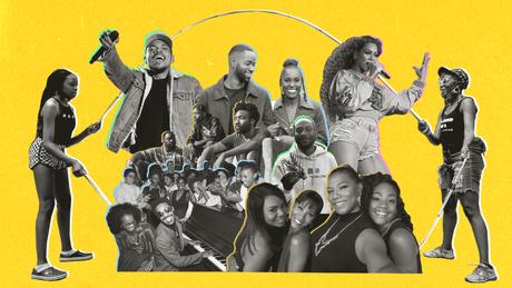 We need more 'trauma-free Blackness.' Here's a start