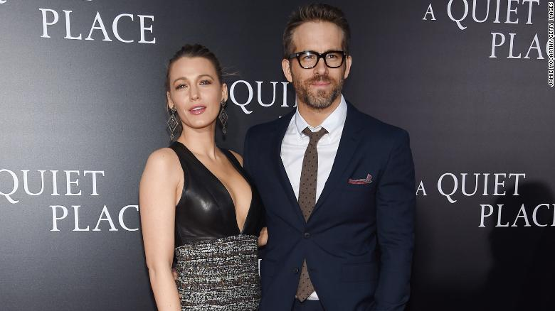 Ryan Reynolds and Blake Lively donate $  500,000 to support homeless youth in Canada