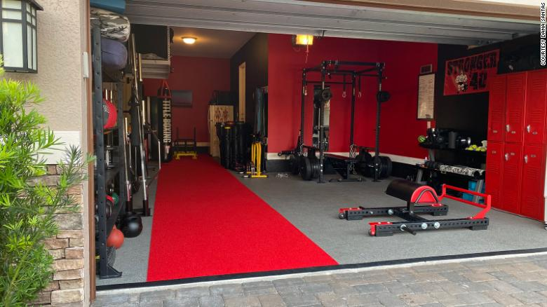 How to set up a home gym space that works for you