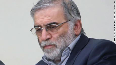 Assassinated Iranian nuclear scientist shot with remote-controlled machine gun, news agency says