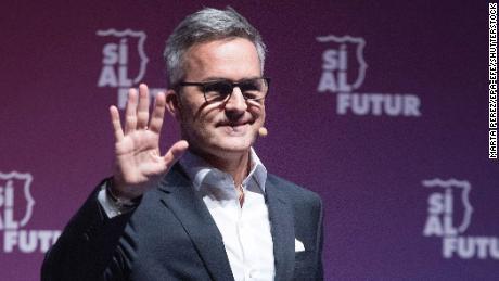 ویکٹر فونٹ ، جو بارسلونا کے صدر منتخب ہونے کے لئے سب سے آگے ہیں ، نے پیپ گارڈیوولا کو کلب میں واپس لانے کی خواہش کا اظہار کیا ہے۔