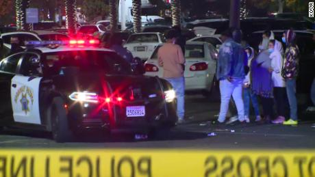 Two teens shot and killed at California mall on Black Friday