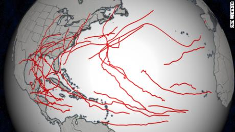 Hurricane season ends historic as predicted by experts back in April
