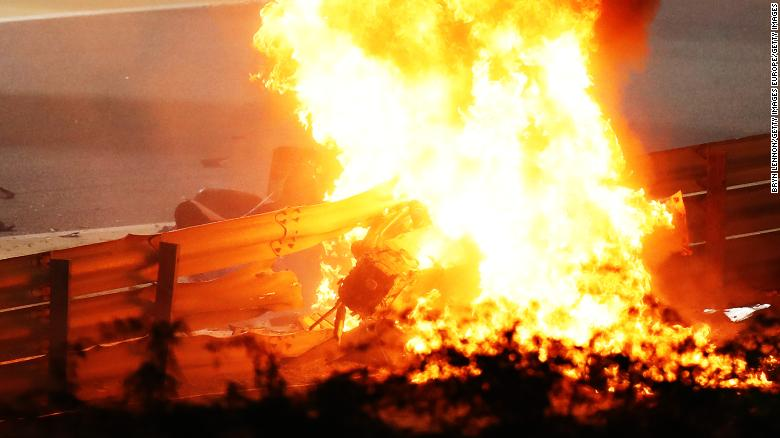 F1 to conduct 'deep analysis' of Grosjean crash