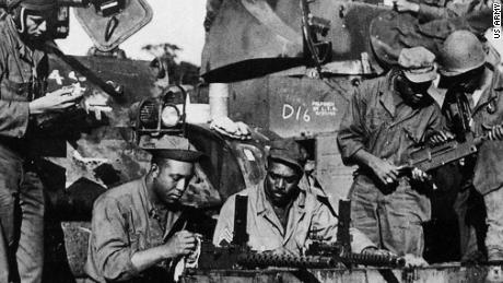 The Black battalion that rescued Tony Blinken's stepfather