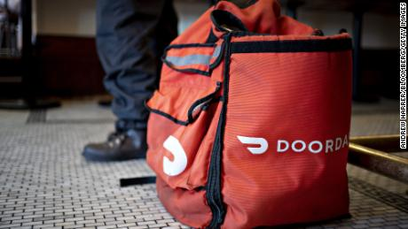 The pandemic boosted food delivery companies. Soon they may face a reality check