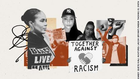 Fighting for Black Lives Matter in rural Britain