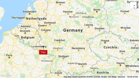Several dead after vehicle hits pedestrians in German city of Trier