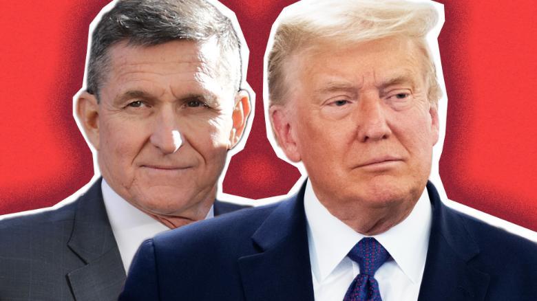 Judge dismisses Flynn case following pardon from Trump
