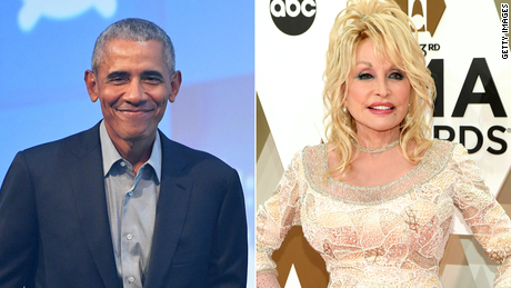 Barack Obama Wants to Correct His Dolly Parton Slight