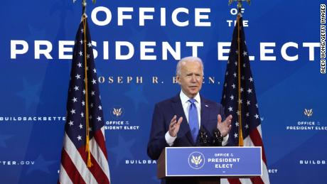 Biden faces increasing pressure to diversify his Cabinet