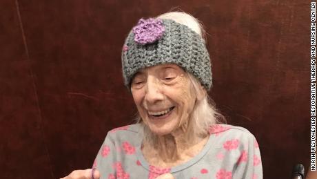 She's 102. She lived through the 1918 flu and now she's beat coronavirus — twice