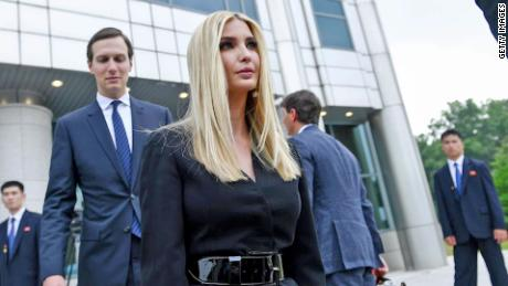 New combative Ivanka Trump sparks questions about her future