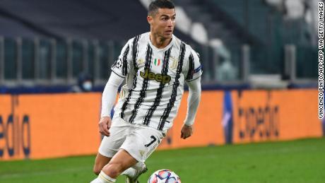 Cristiano Ronaldo has scored 75 goals for Juventus.