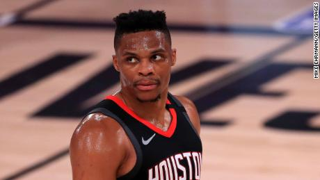 Russell Westbrook's trade to the Washington Wizards is his second in two seasons.