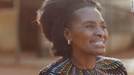 Nunu Ntshingila, Facebook's head of Africa