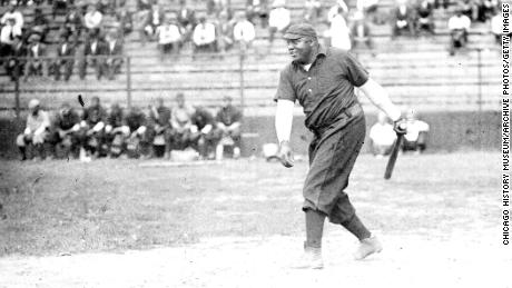 "Andrew ""Rube"" Foster is considered by many to be the father of Black baseball."