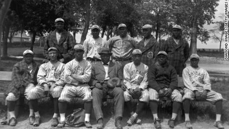 Under the ownership and management of Rube Foster, the Chicago American Giants won the first three Negro National League championships from 1920-22.