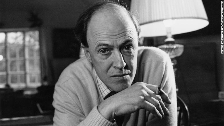 Roald Dahl's family apologizes for the writer's past antisemitic comments