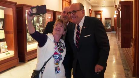 Rudy Giuliani's pricey Covid 'cocktail'