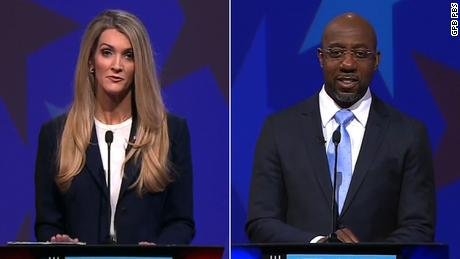 4 takeaways from the Georgia Senate debate