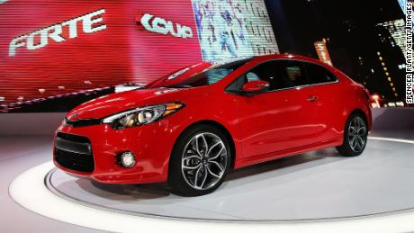 Kia recalls almost 295K vehicles for engine fire risks