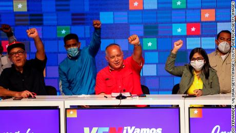 Pro-Maduro candidates win control of Venezuelan congress after disputed election