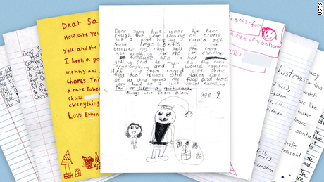 Letters to Santa reveal the toll the pandemic is taking on kids